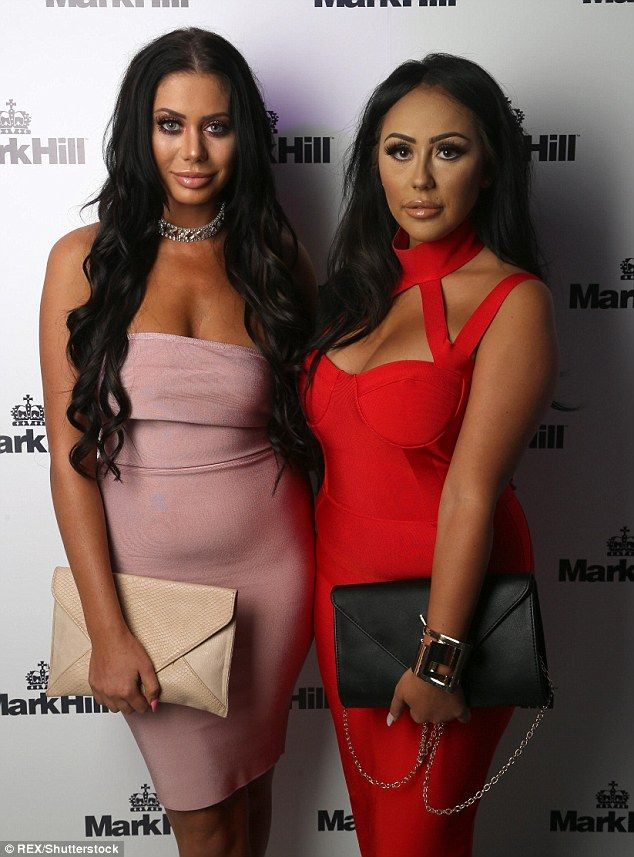 b3f3dbada Charlotte Crosby is very much still a part of the GS posse as she enjoyed a  night out in London with her former co-stars Chloe Ferry and Sophie Kasaei  on ...