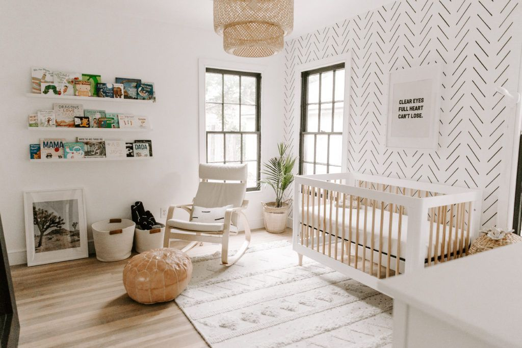 I Had Always Envisioned A Very Gender Neutral Nursery And Our