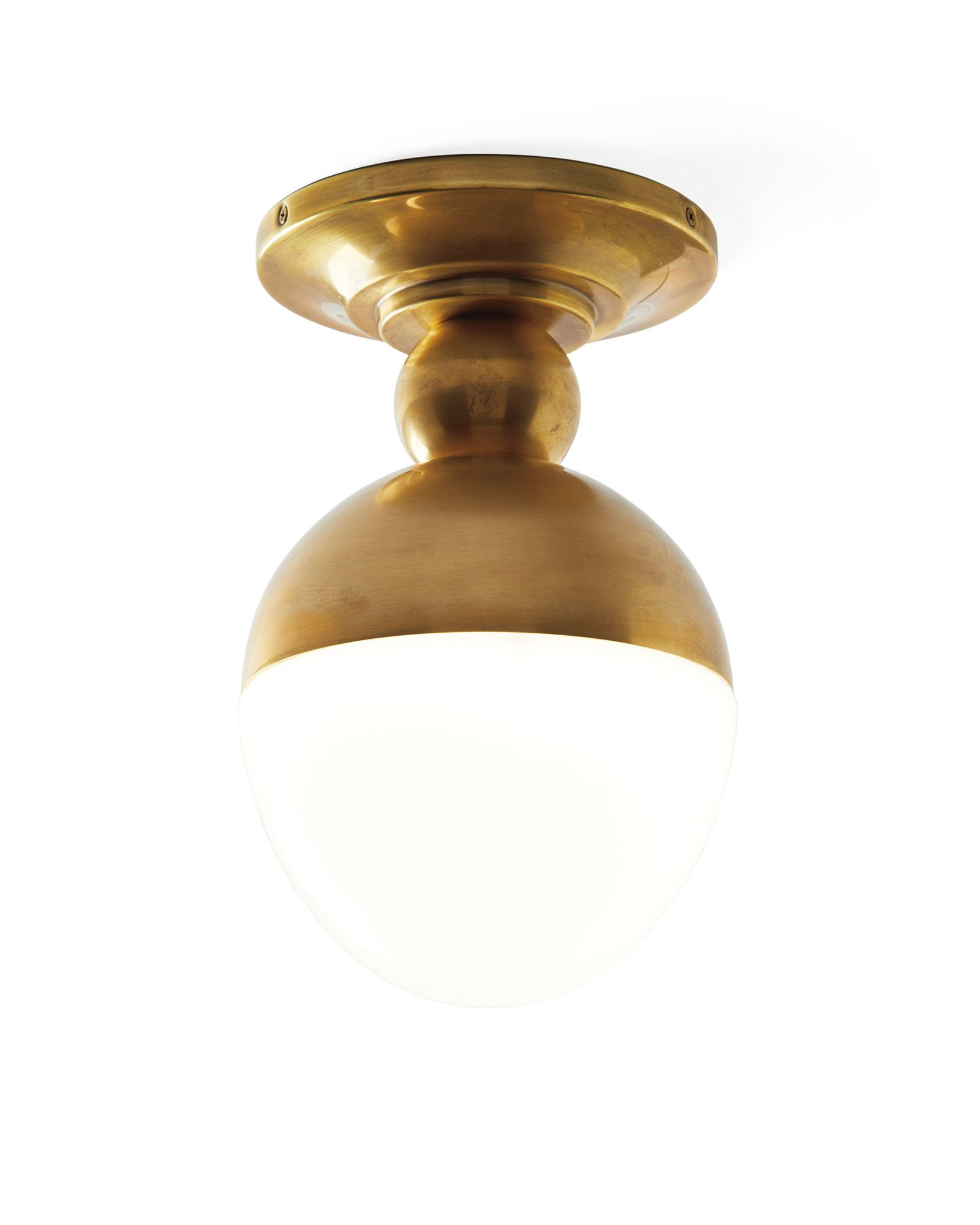 Clark Flush Mountclark Flush Mount Antique Brass Bathroom Light Fixtures Ceiling Lighting And Ceiling Fans Wall Mounted Light