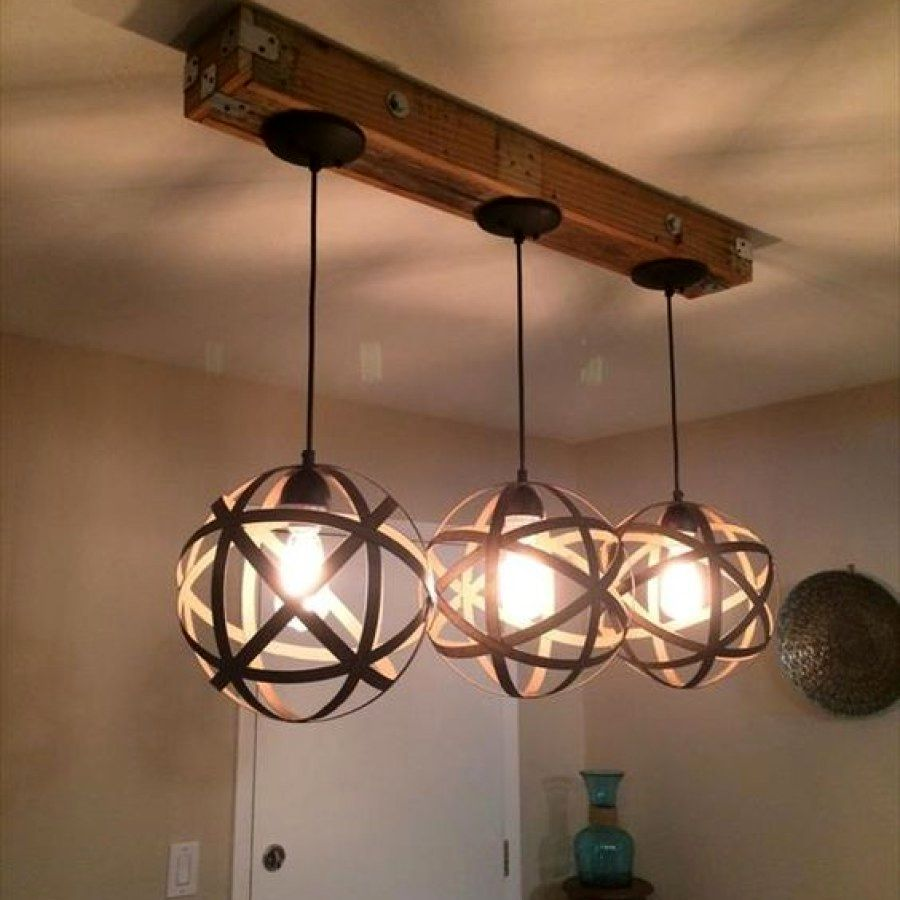 12 Rustic Dining Room Ideas: 12 Beautiful Rustic Style Lighting Fixture Plans To Accent
