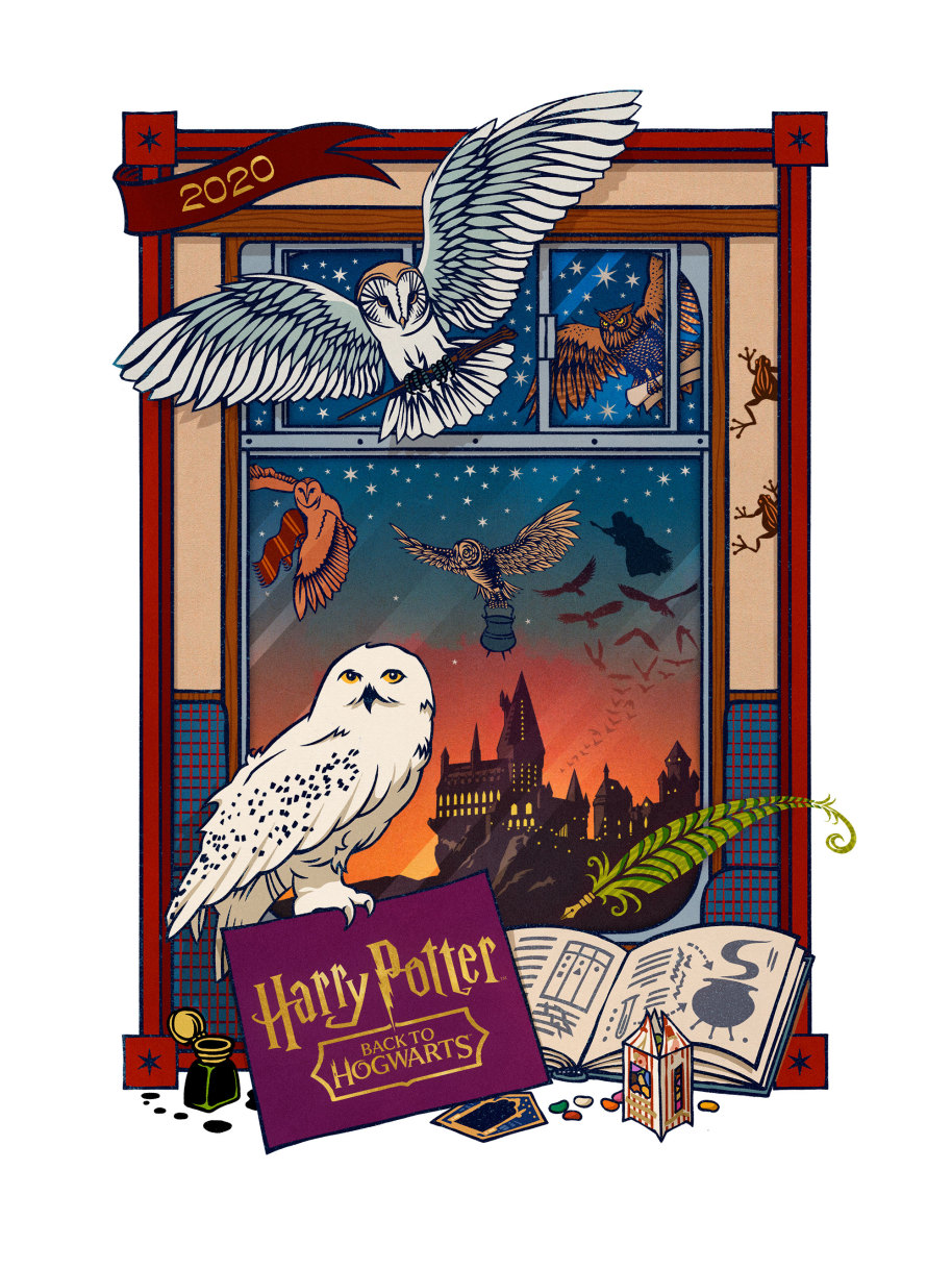 Get Ready To Go Back To Hogwarts Digitally In 2020 Wizarding World Hogwarts Harry Potter Exhibition Harry Potter Decor
