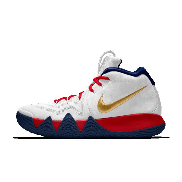 buy online c6c76 c0d08 Kyrie 4 iD Men s Basketball Shoe