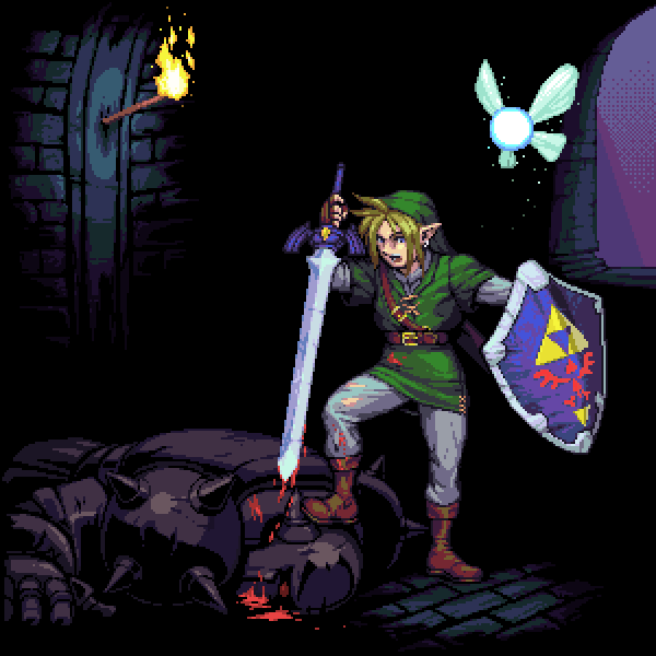 Link By Omegachaino On DeviantArt In 2020