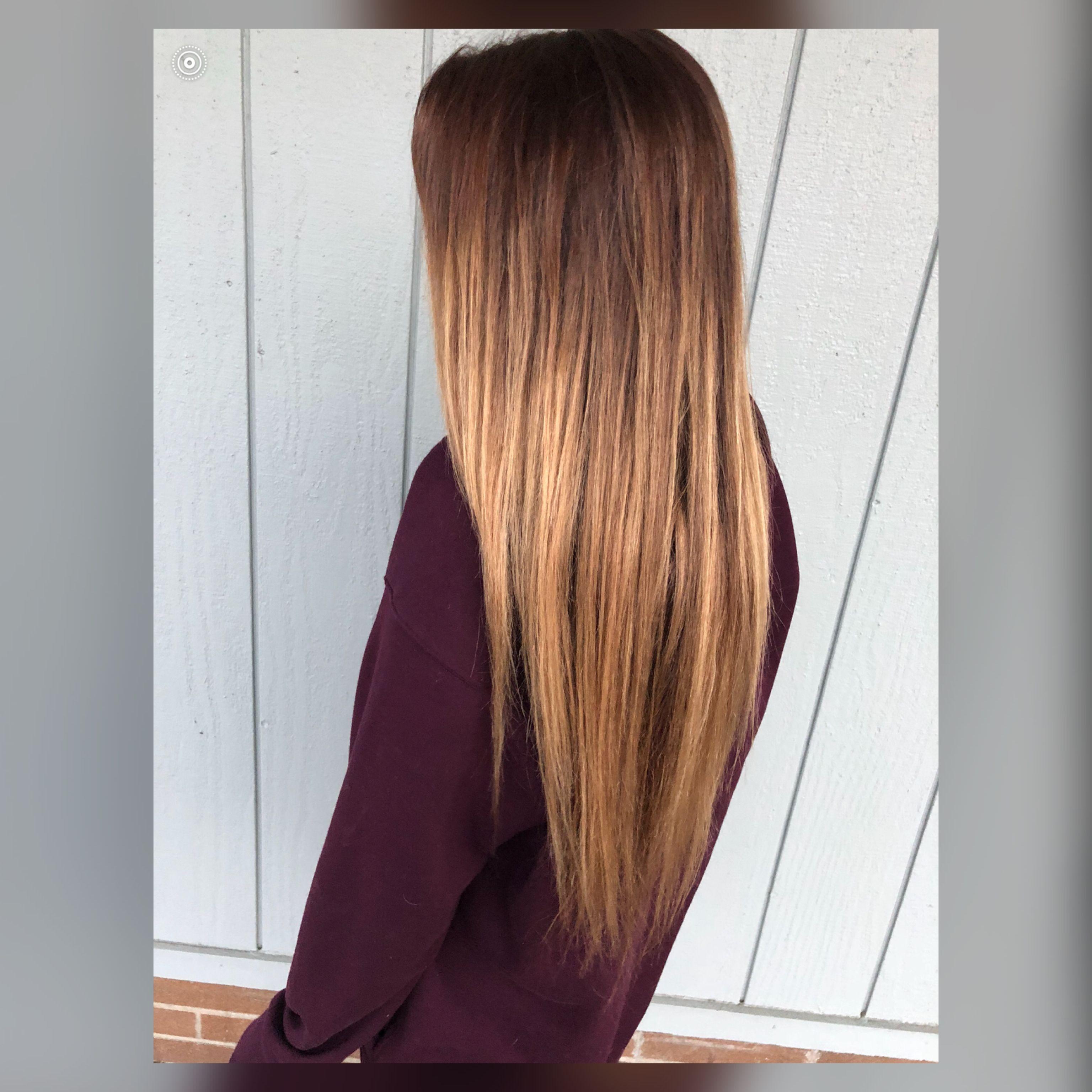 Root smudge u balayage hair pinterest balayage