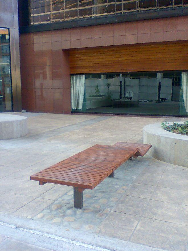 sillas asientos muebles para centros comerciales 53 de exteriores ...