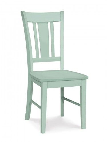 Providence Side Chair Duck Egg Unfinished Dining Chairs Furniture Set