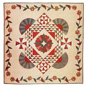 Additional Images of Quilts from El's Attic by Eleanor Burns…