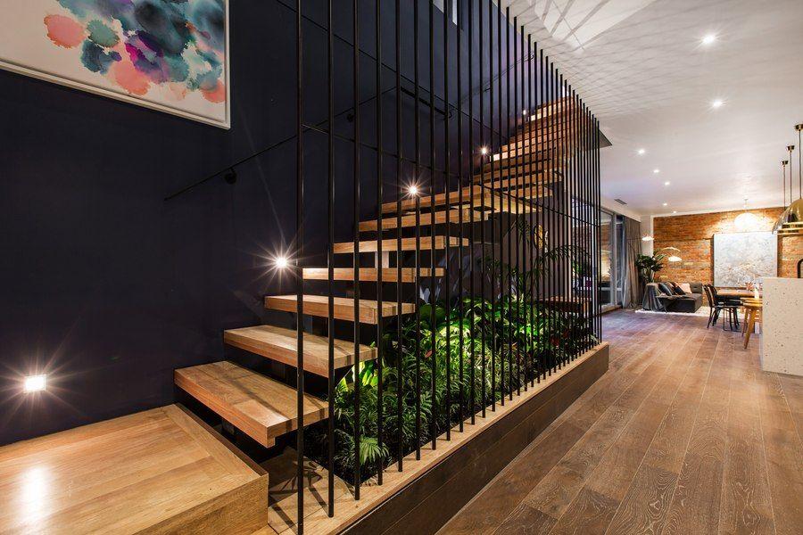 Multi Award Winner Brick Wall Apartment In Melbourne Australia