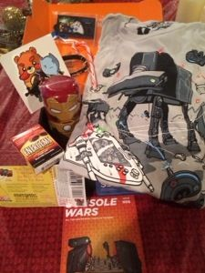 December @Loot Crate  #subscriptionbox review amazing box
