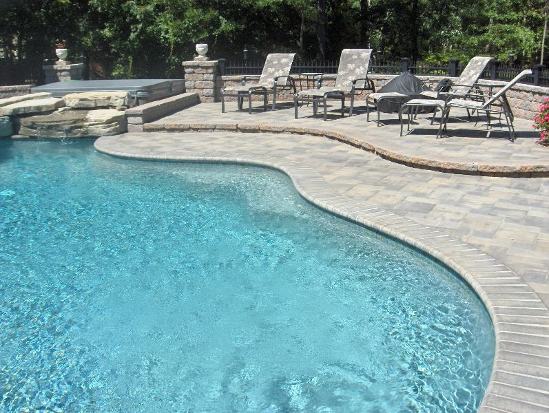 pool patio with pavers | pool-sides-and-pool-decks-pavers-ep-henry-village-square-pewter . & pool patio with pavers | pool-sides-and-pool-decks-pavers-ep-henry ...