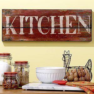 Vintage kitechen signs wooden kitchen sign farmhouse vintage kitechen signs wooden kitchen sign do it yourself craftskitchen signscountry solutioingenieria Gallery