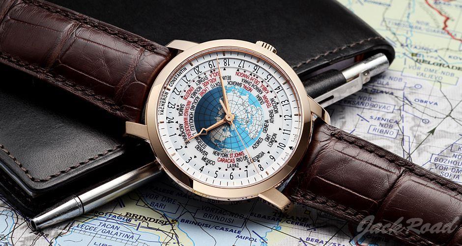 Vacheron Constantin Traditional World Time  / Ref.86060/000R-9640