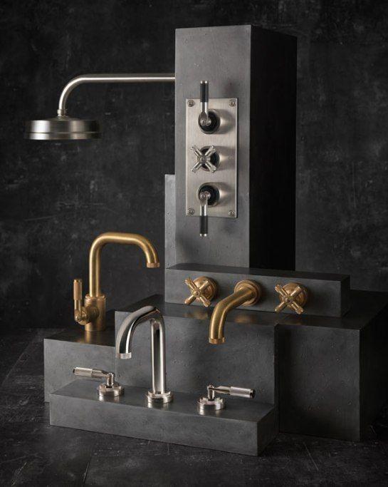Samuel-Heath-Landmark-Industrial.jpg   Bathroom - Faucets ...