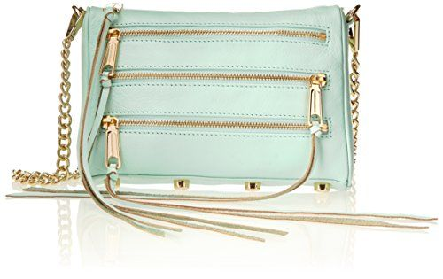 Rebecca Minkoff Mini 5 Zip Convertible Cross Body Bag