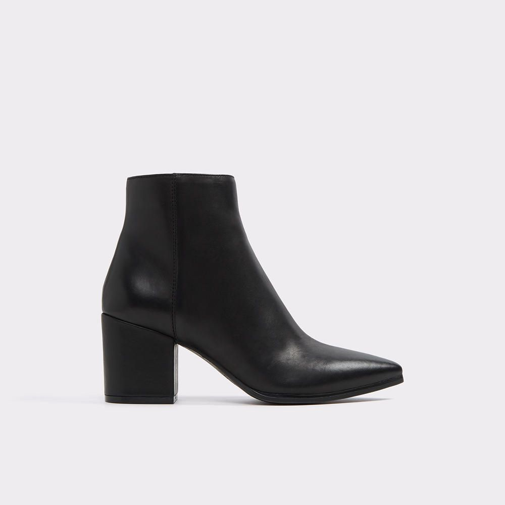 5320e9ab0f1 Fralissi Black Women s Ankle boots