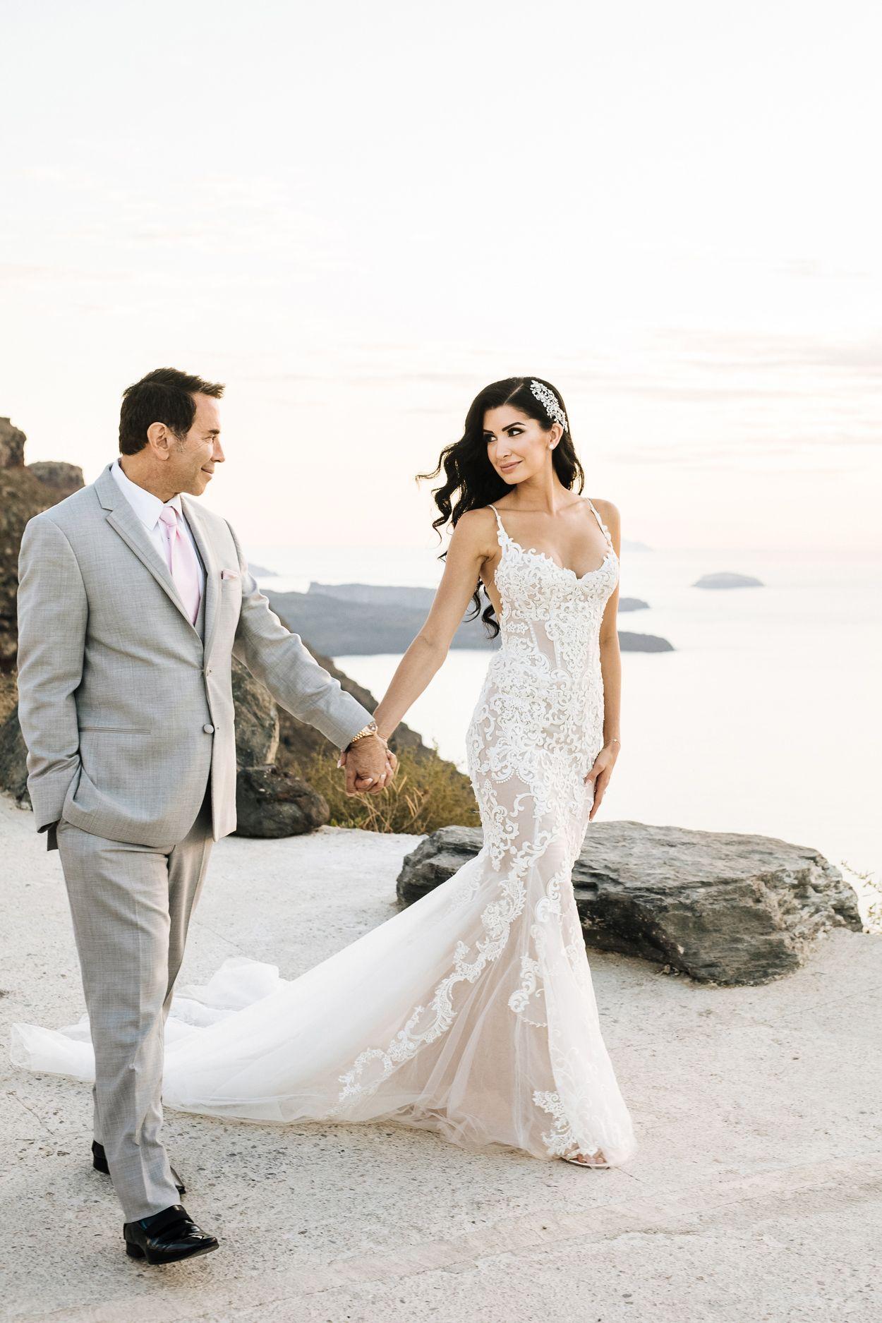 Dr Paul Nassif Amp Brittany Pattakos Wedding Gallery