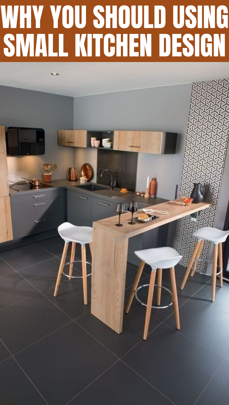 The Reasons Why You Should Prefer To A Small Kitchen Design With