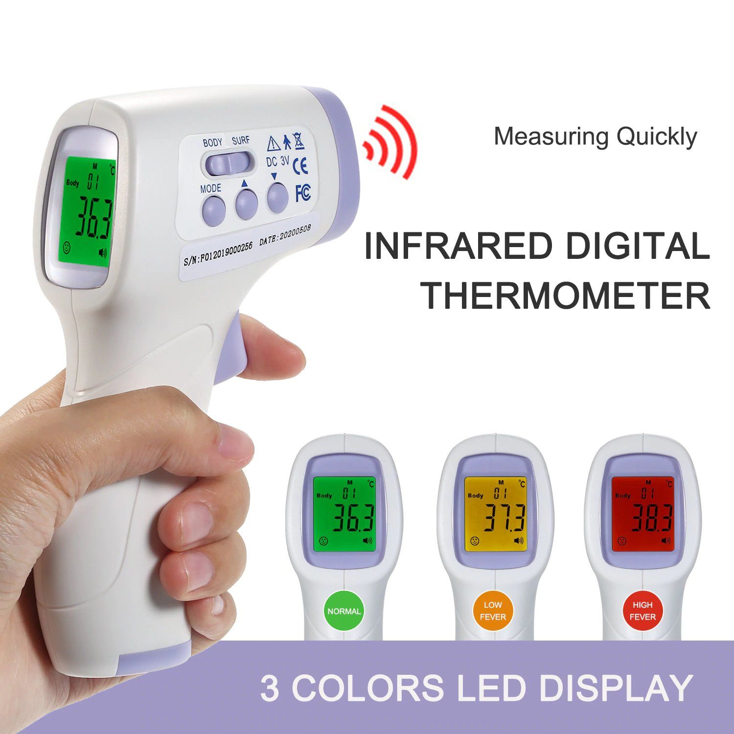 Forehead Termometro Digital Infrared Termometro Digital Termometro Non Contact High Sensitivity Thermometric Instruments Md1131 In 2020 Infrared Thermometer Digital Thermometer Thermometer Find your infrared thermometer easily amongst the 191 products from the leading brands (boso, welchallyn, omron healthcare,.) on medicalexpo, the medical equipment specialist for your. pinterest