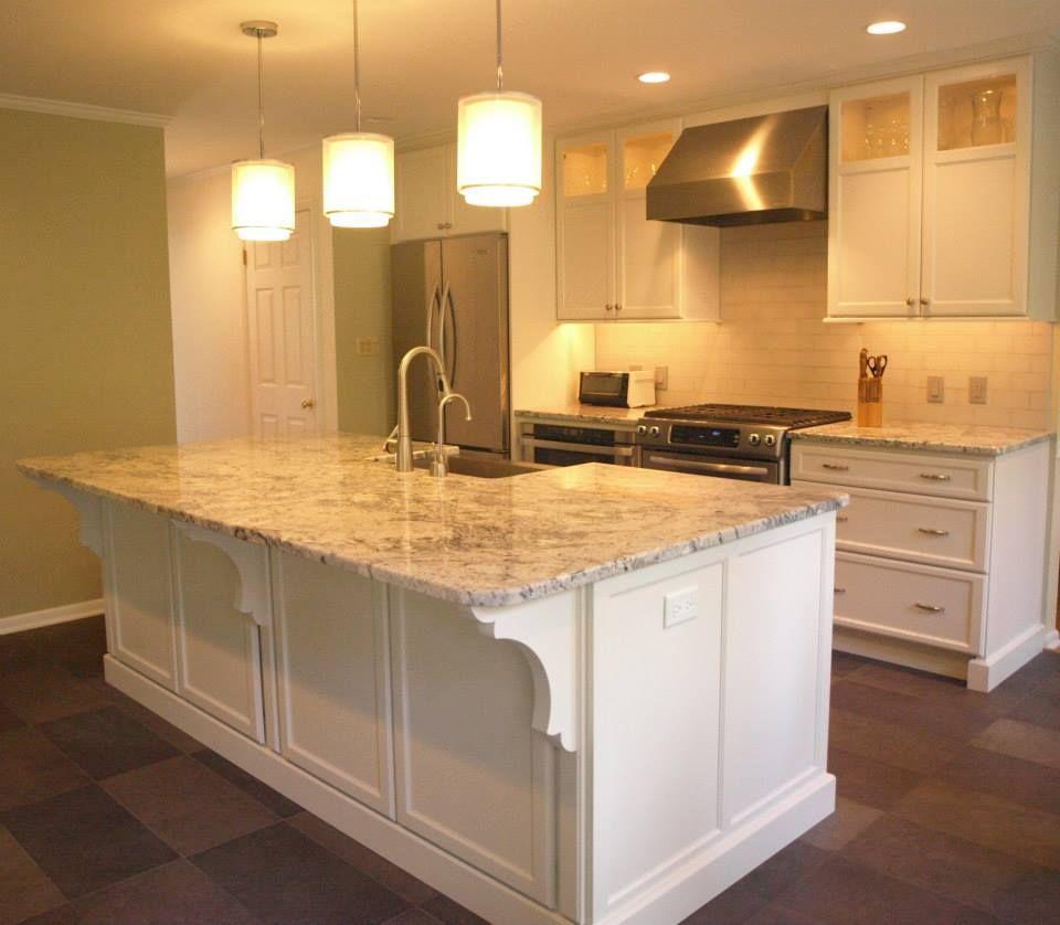 Condo Kitchen Renovation Ideas: Modern Kitchen Design. #Kitchen #Remodeling