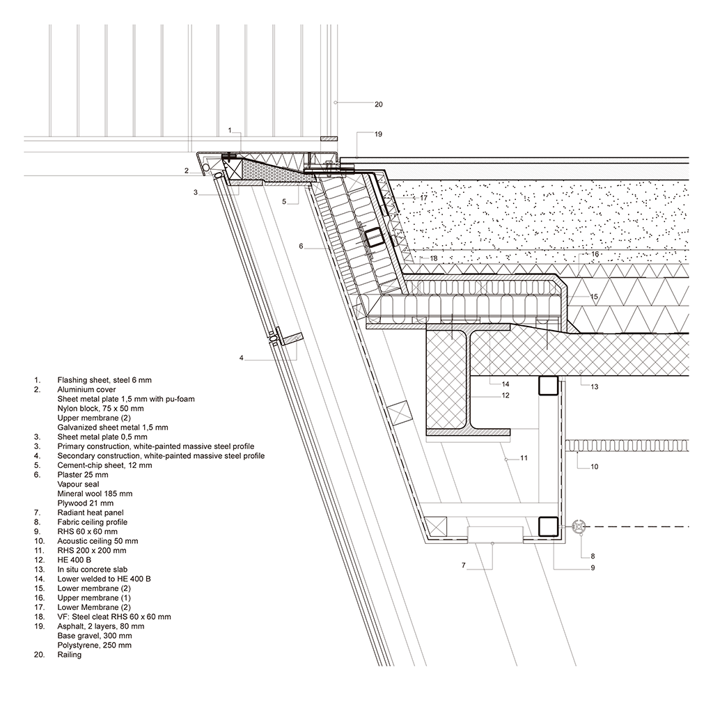 Pin About Facade Architecture Construction Drawings And