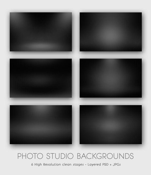 50 Dark Black Backgrounds | Cuded