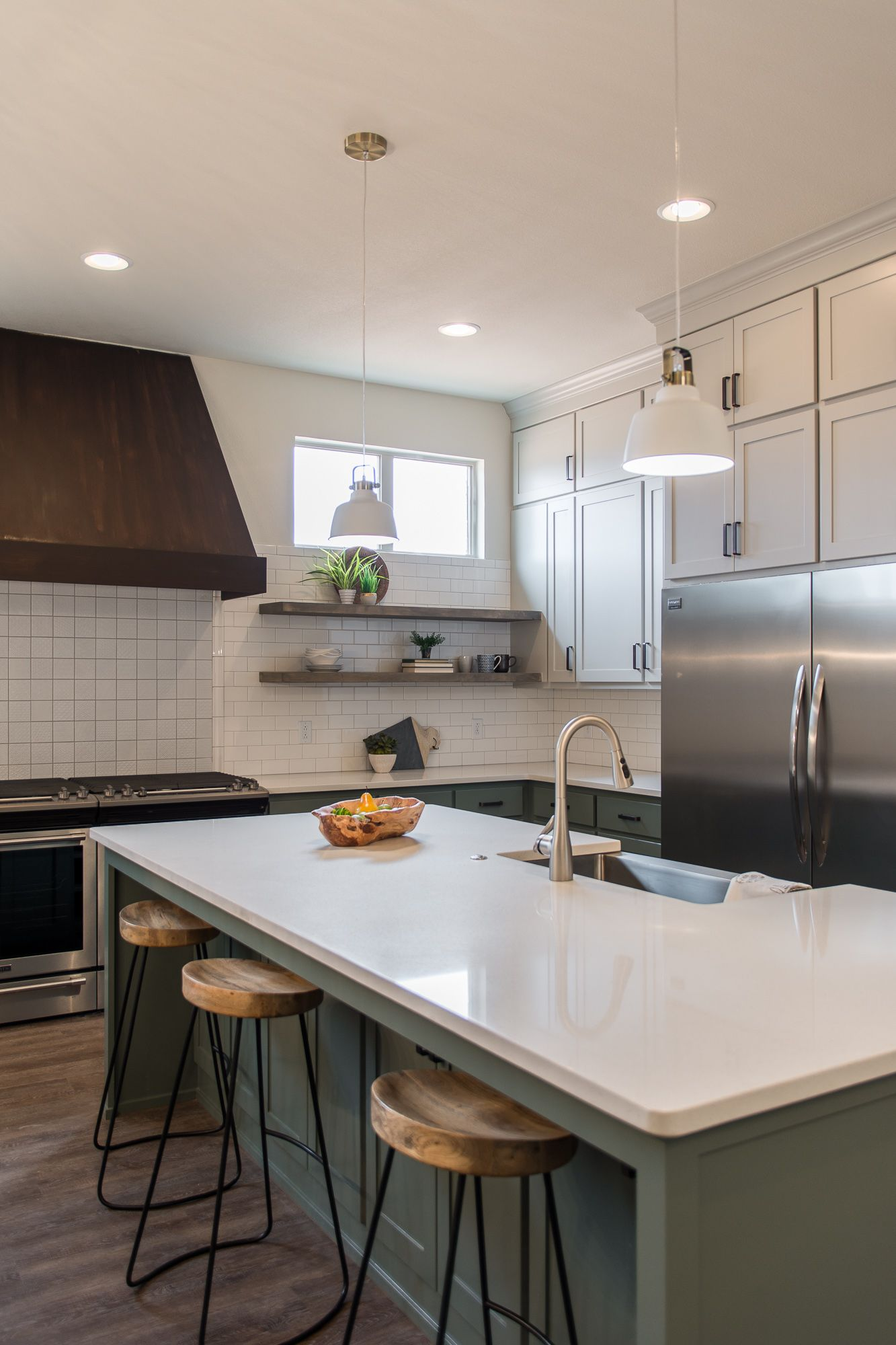 Modern Farmhouse Kitchen By Ventura Homes In Lubbock Texas Ventura Homes Modern Farmhouse Kitchens Home