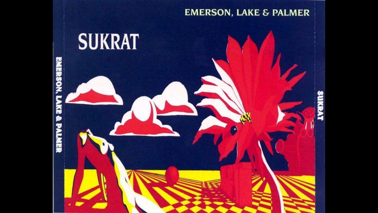 Emerson Lake Palmer Sukrat Con Imagenes