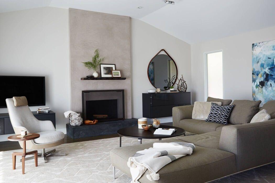 de 50 fotos de salas decoradas: modernas, pequeñas, nórdicas ...