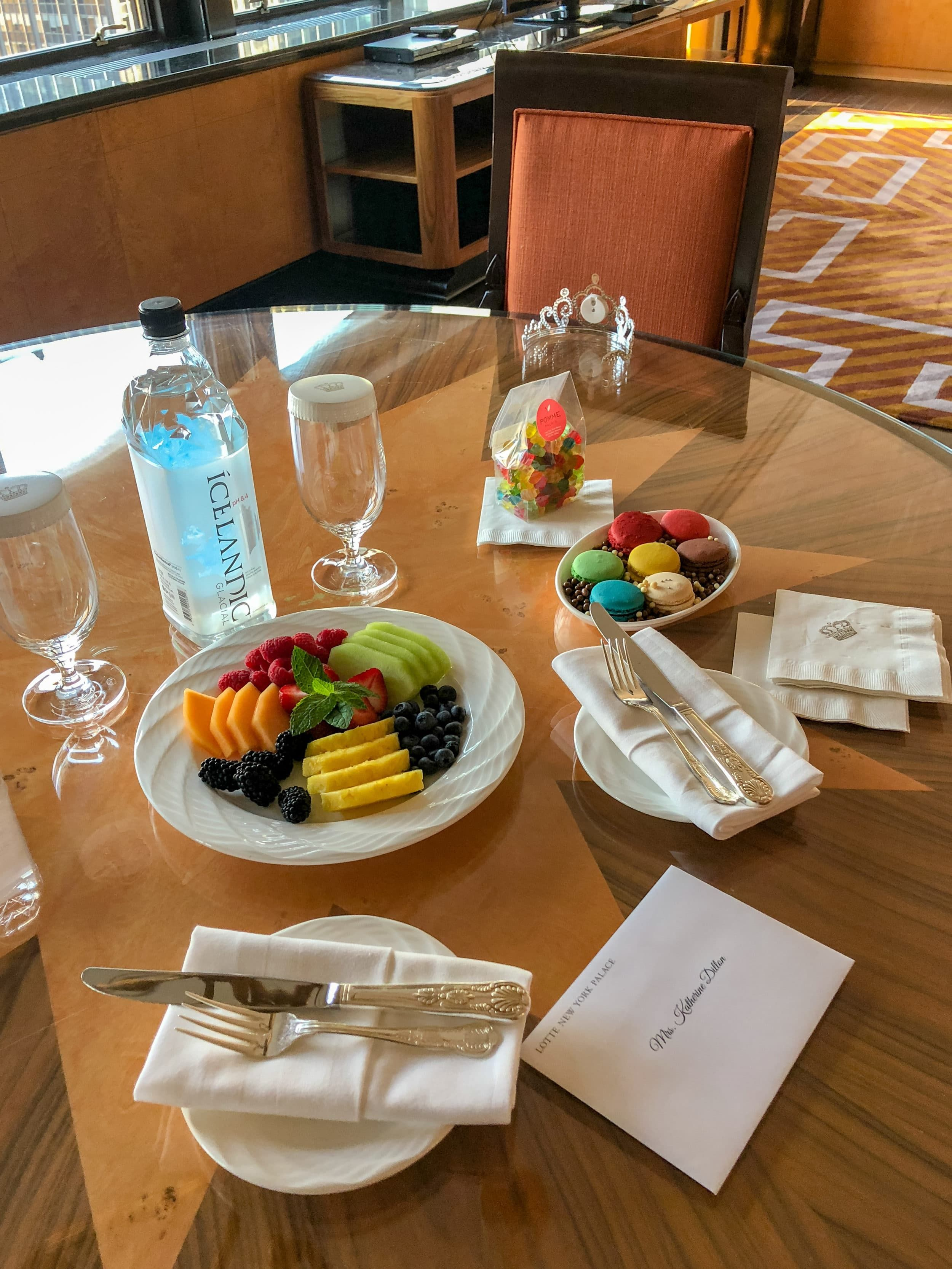 Lotte New York Palace (Our Stay in The Towers)   Dinner recipes for kids, Nyc with kids, Palace nyc