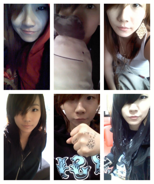 CL is so cute with no makeup on ♡