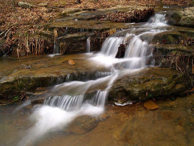 Kings River Cascade Beautiful Landscapes Pinterest Arkansas