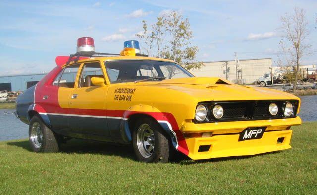 movie cars interceptor 77 pinterest movie cars