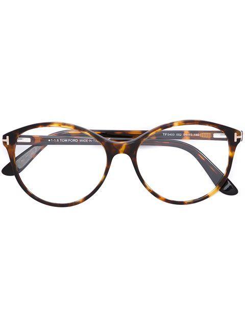 b96c3c8b3f6 TOM FORD EYEWEAR round frame glasses.  tomfordeyewear  圆框眼镜 ...