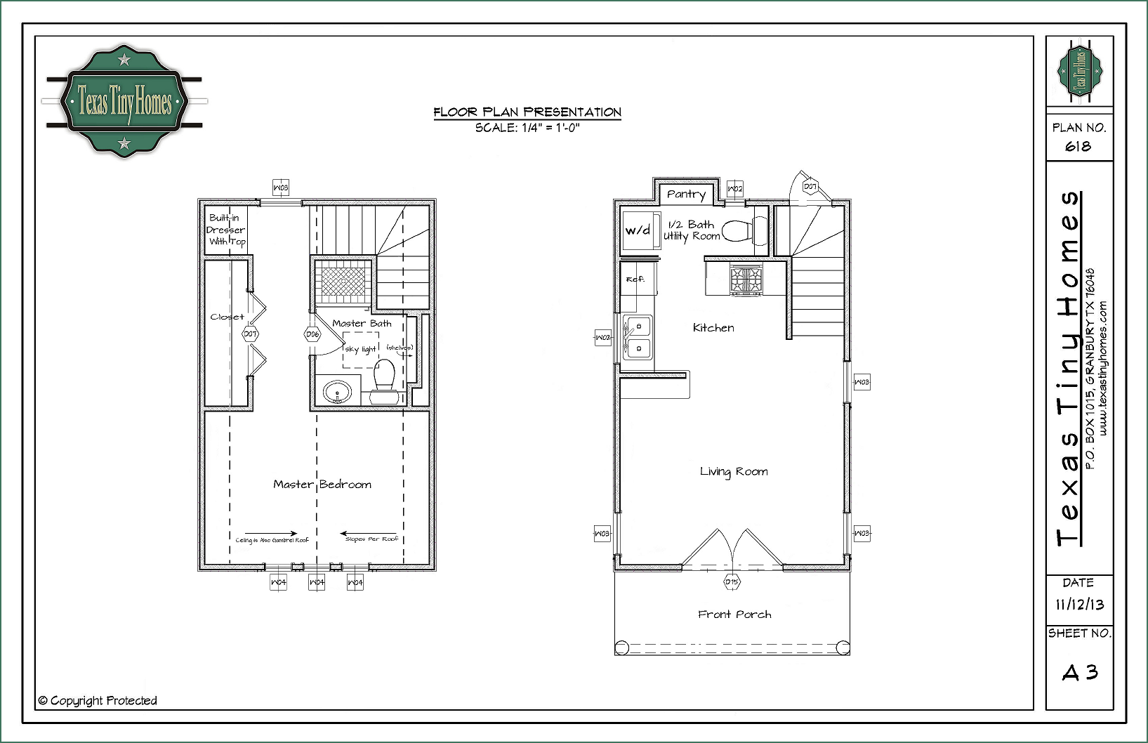 Texas Tiny Homes Plan 618 Small Floor Plans Simple Floor Plans Floor Plans