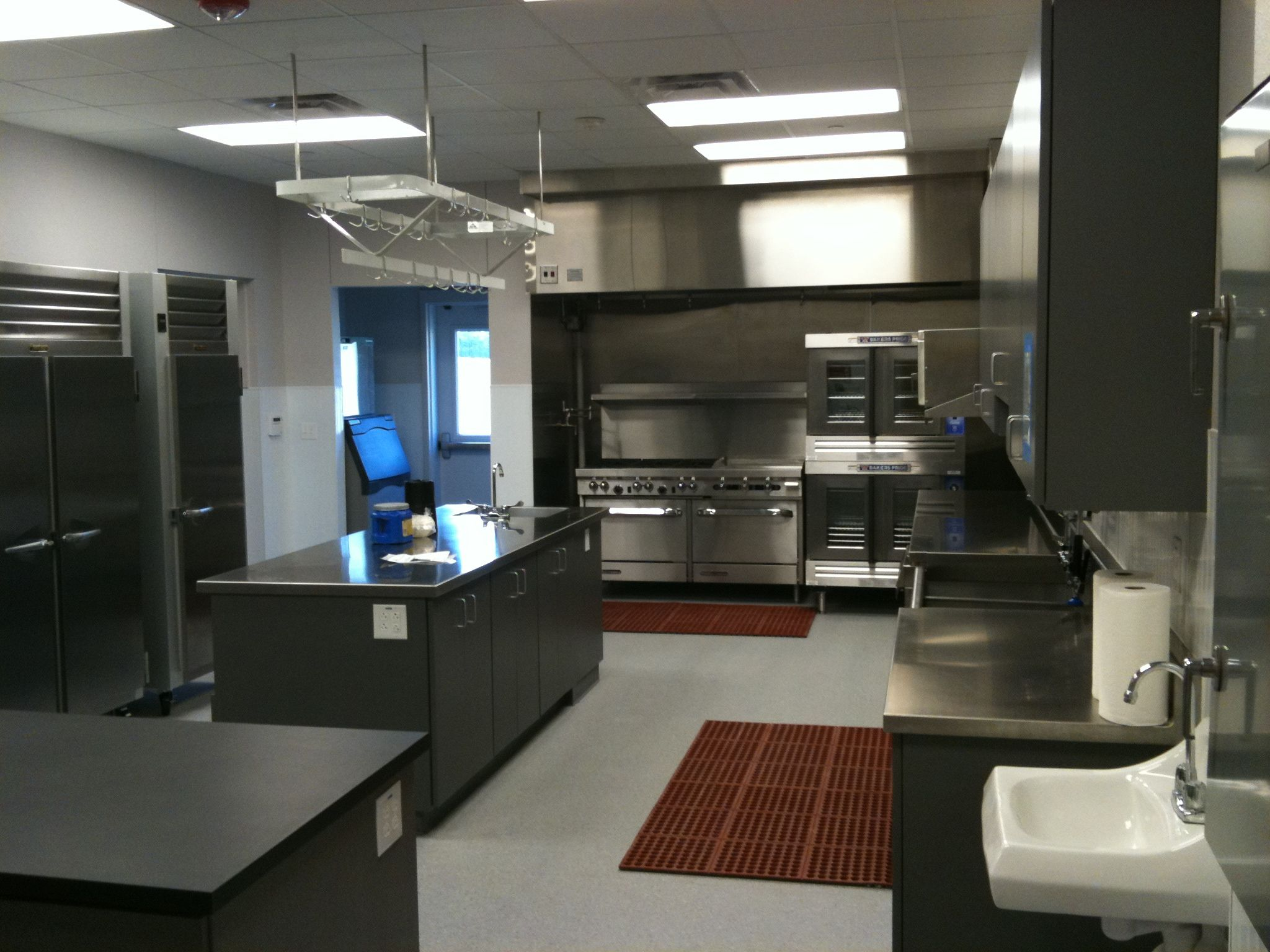 Designing Church Kitchens Part 1 Commercial Kitchen