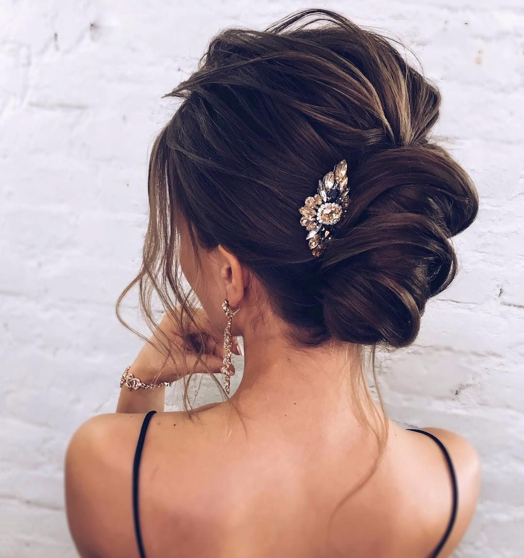 The most romantic bridal updos wedding hairstyles hair wedding