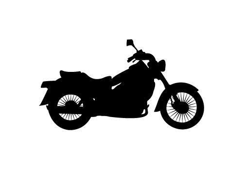 Free Motorbike Silhouette Vector Sv Stock Blog Silhouette Vector Silhouette Illustration Bike Silhouette
