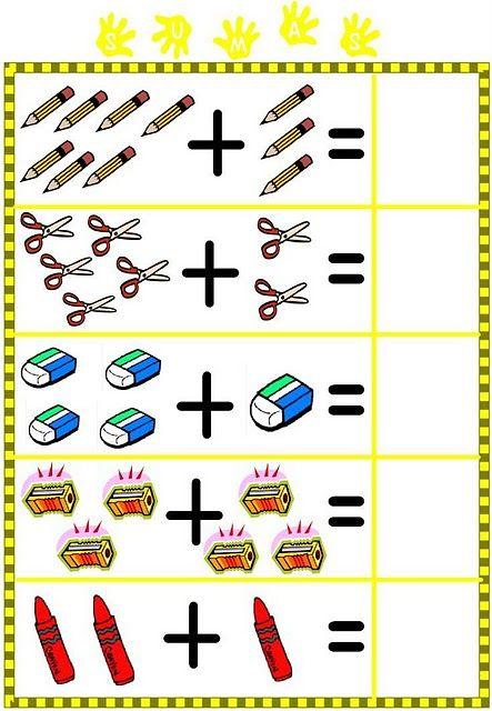 Menta Más Chocolate - RECURSOS PARA EDUCACIÓN INFANTIL: Matemáticas ...