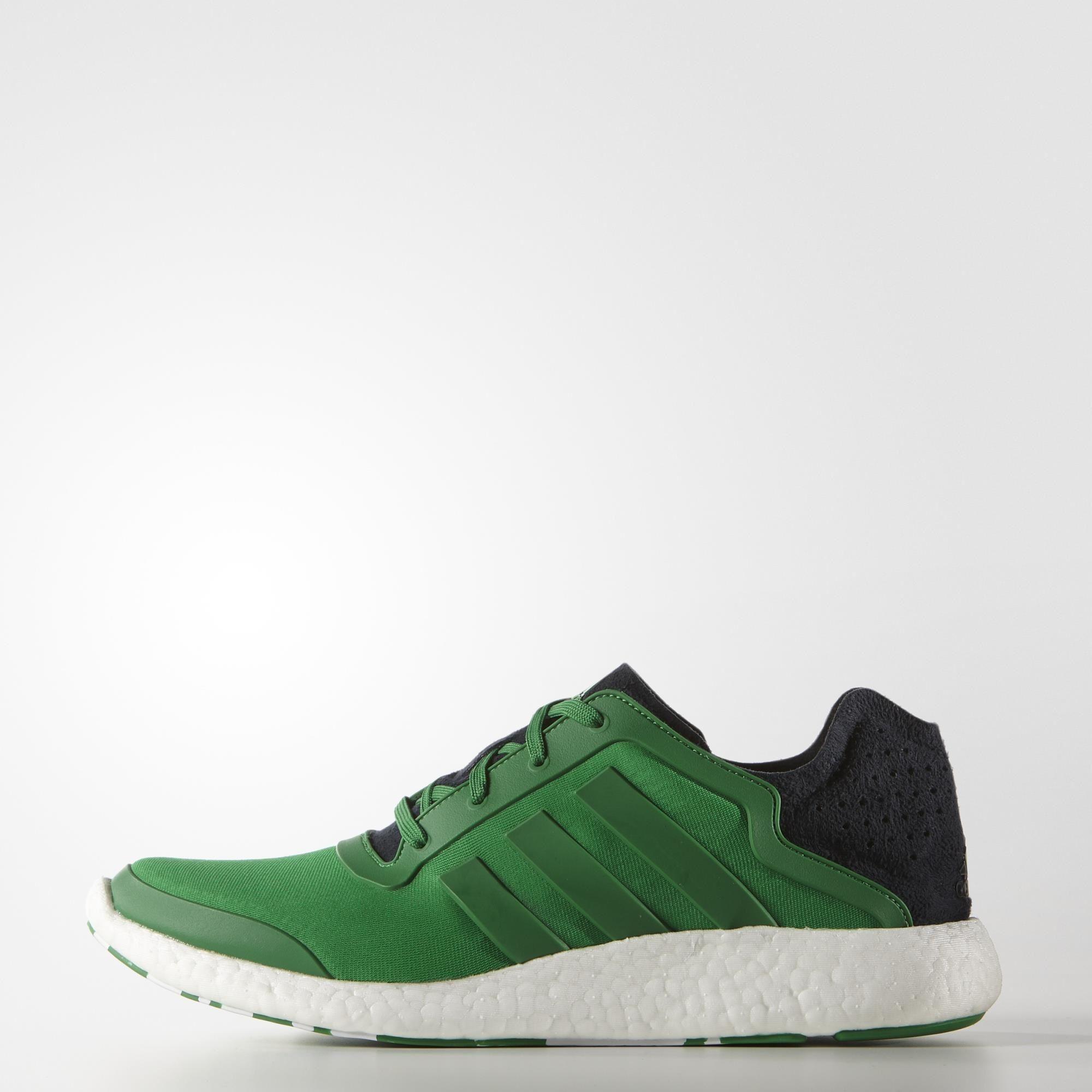 pure boost green