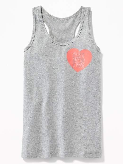 88d45351340ba Old Navy Fitted Racerback Tank for Girls