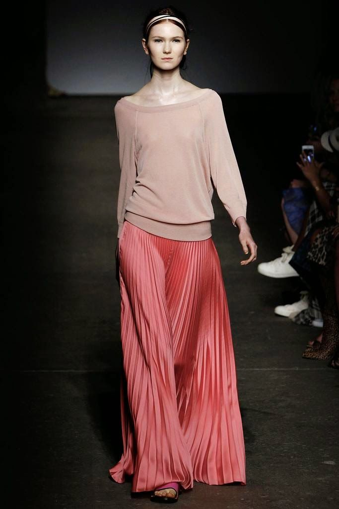 Serendipitylands: FASHION WEEK NEW YORK SPRING 2015 - TRACY REESE