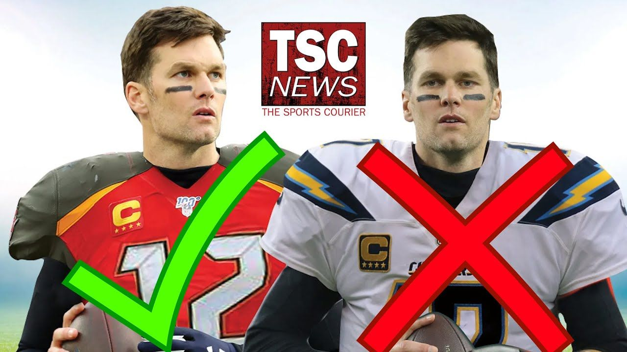 Tom Brady To Tampa Bay Buccaneers Tsc News In 2020 Tampa Bay Buccaneers Tampa Bay Buccaneers