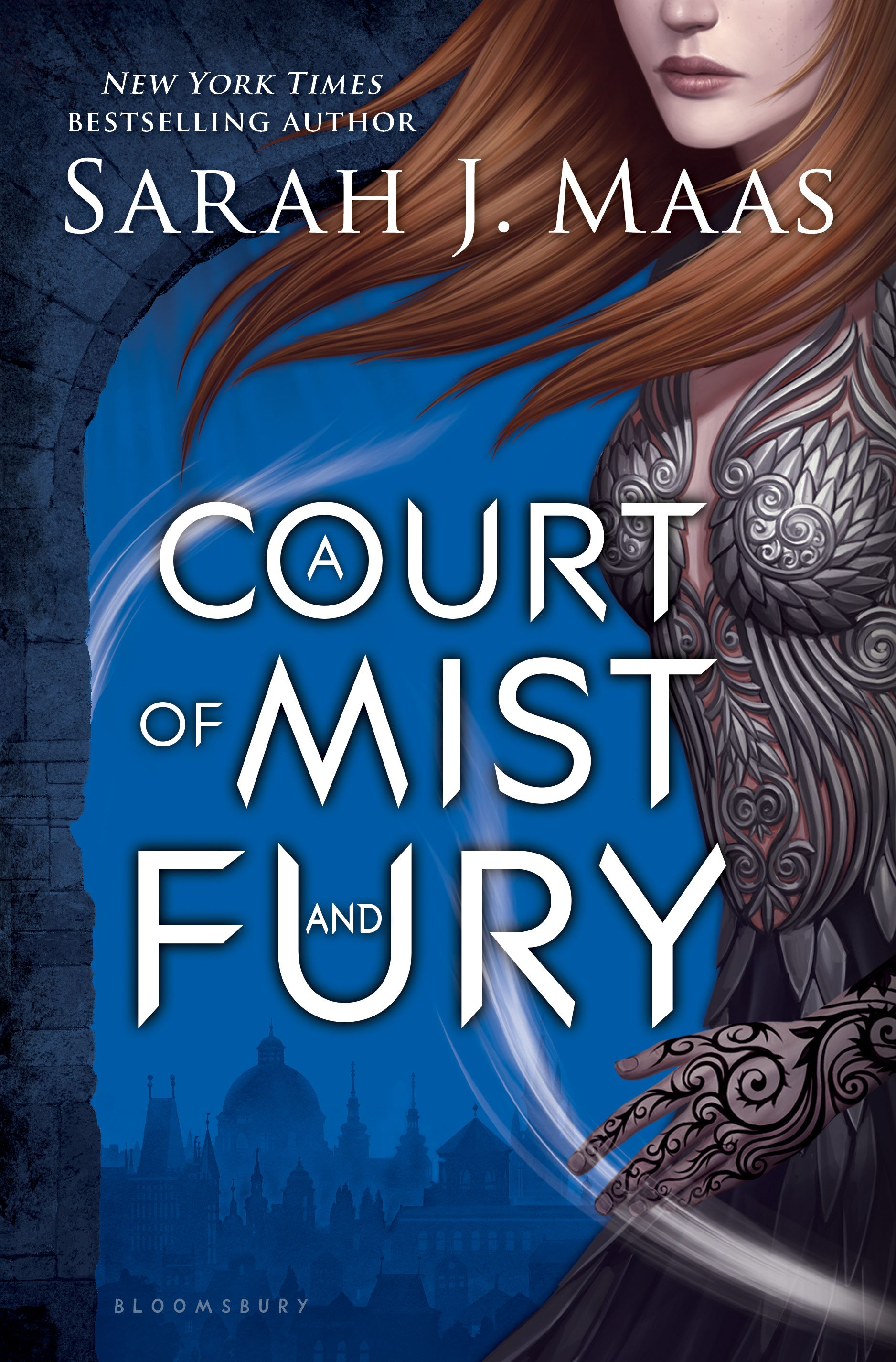 Read An Excerpt From Sarah J Maas S A Court Of Mist And Fury