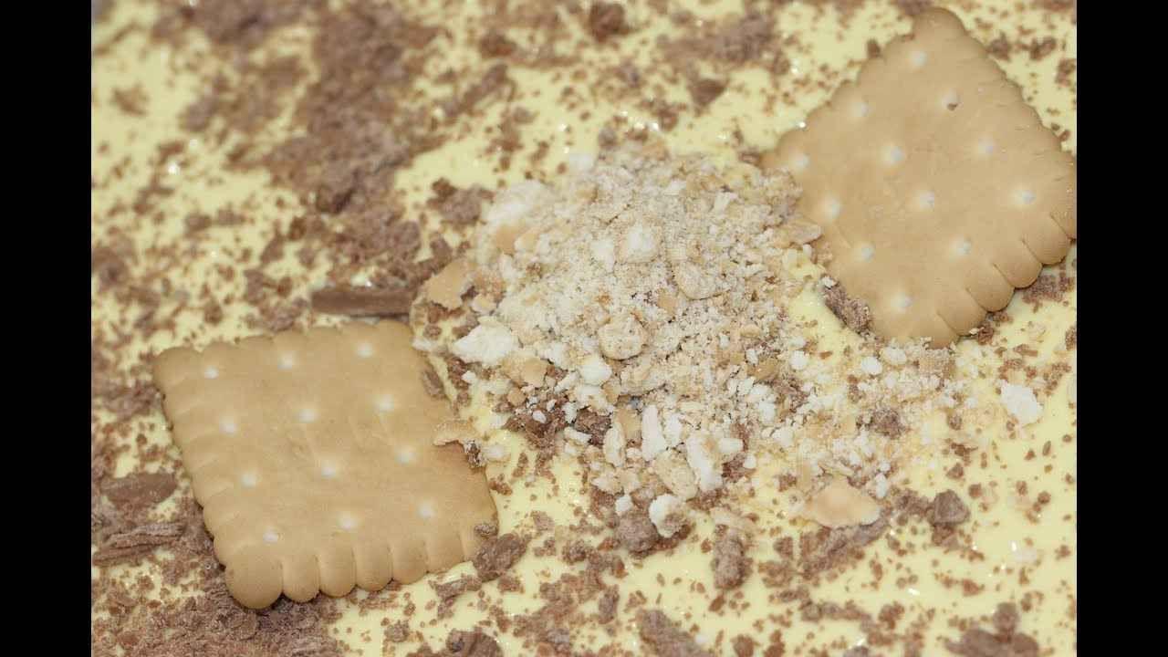طريقة عمل حلى الفليك البارد 123 Food Bread Matzo