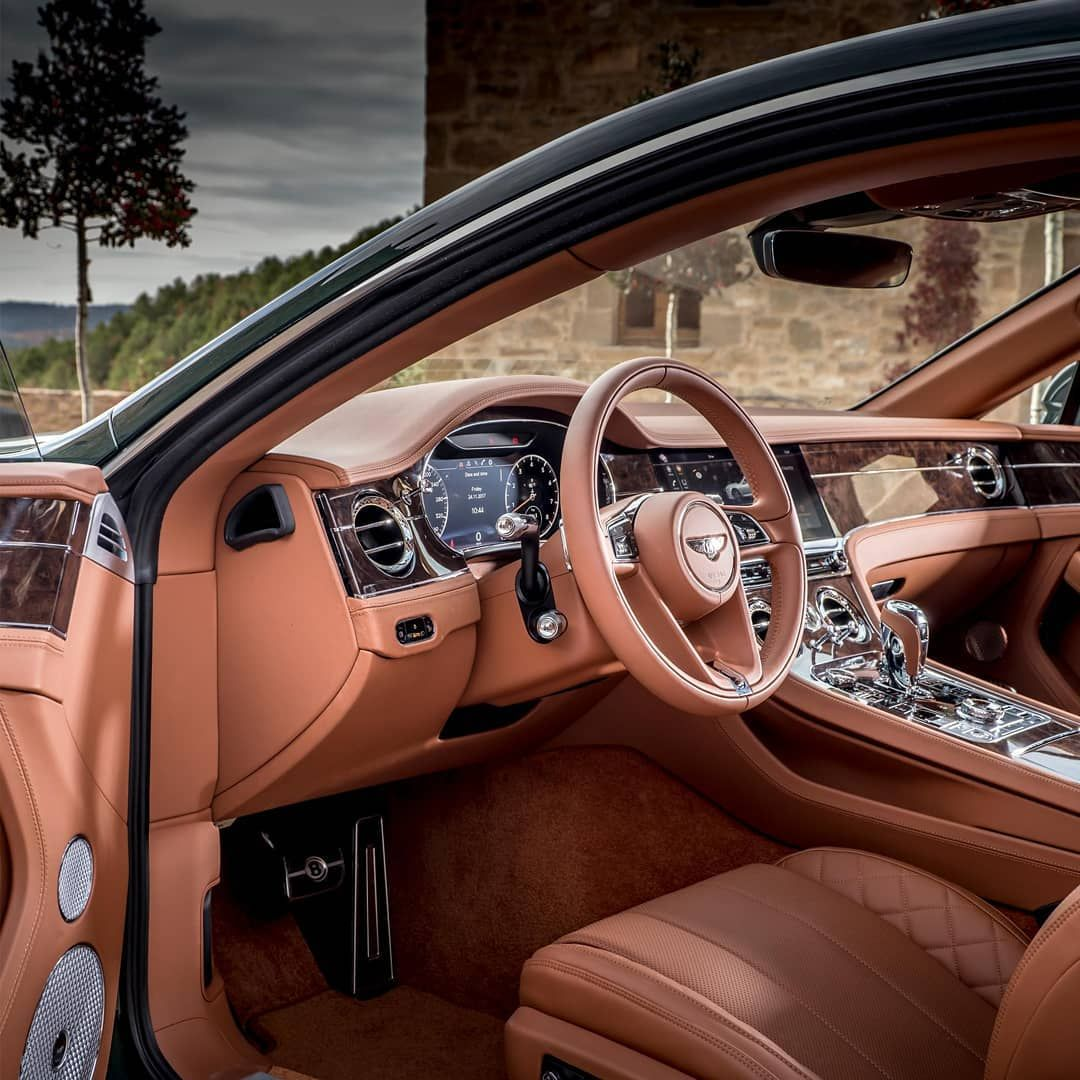 Pin By Andrew Garberolio On Bentley: The New #ContinentalGT, With Interior Hide In Saddle