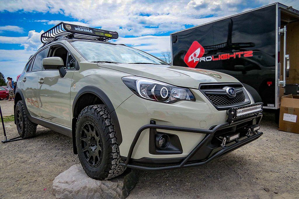 2016 Crosstrek Prolightz Project Car Subaru Crosstrek