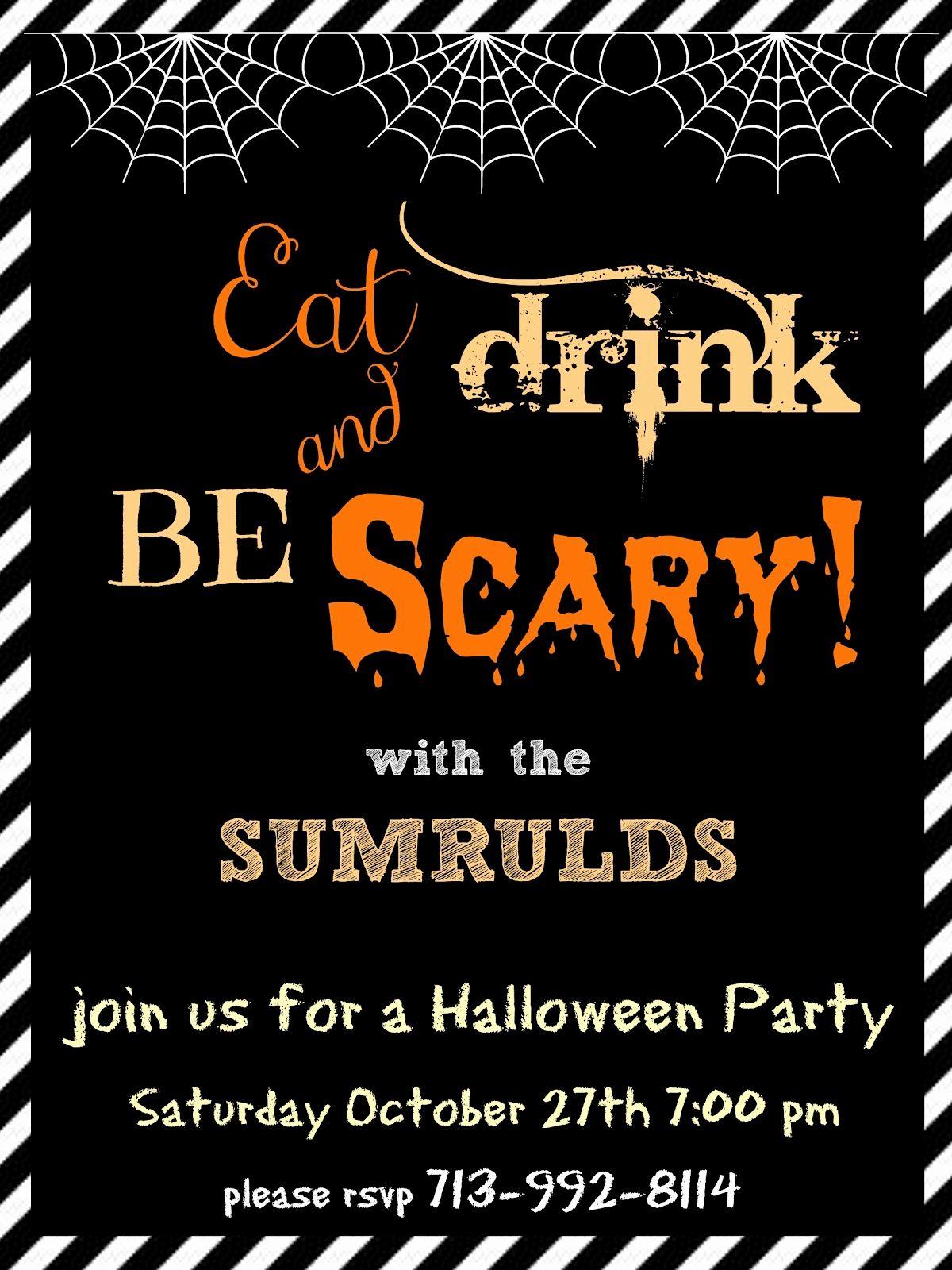 Free Halloween Party Invitation Templates Luxury Hallo Halloween Party Invitation Template Free Halloween Party Invitations Free Halloween Invitation Templates