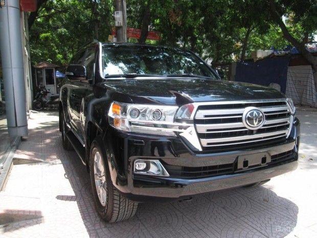 Bán xe ôtô Toyota Land Cruiser 5.7 nhập Mỹ