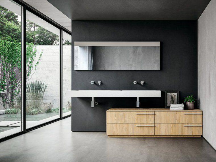 Möbel aus Teakholz Bad und moderne Holz -   schickmobel