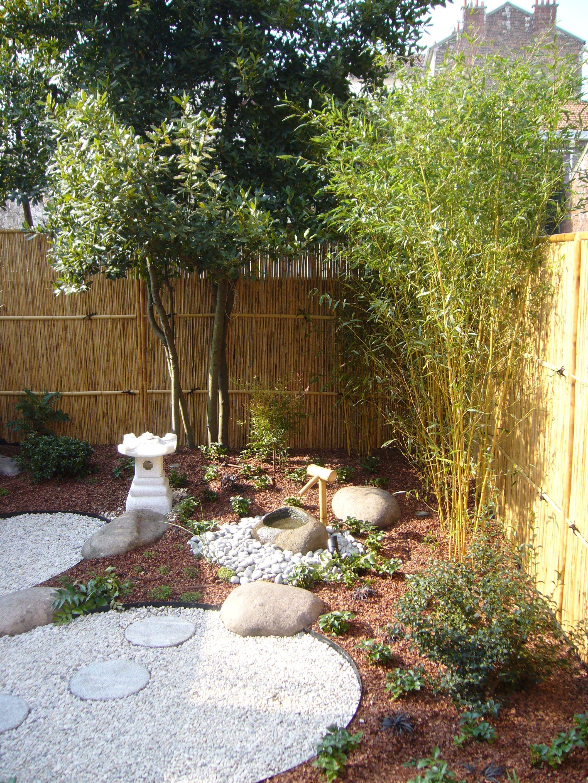 Jardin de l 39 espace czazen une ambiance zen au 74 rue kl ber 93100 montreuil france m tro l1 - Jardin petit espace ...